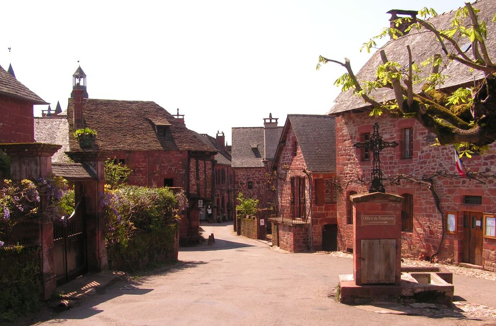 Place Collonges